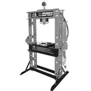 Пресс гидравлический напольный, 50т, ручной и пневмопривод WDK-80150 фото
