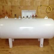 Мини газгольдер от 600 литров фото