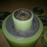 Отремонтируем колеса, ролики для штабелера фото