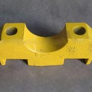 Опора рамы шасси для бульдозера Shantui SD16 фото