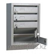 Почтовый ящик металлический ПМ-5 фото