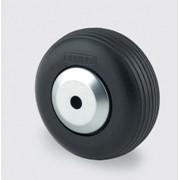 Колеса TENTE для тележек на литой резине фото