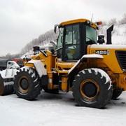 Уборка и вывоз снега в Алматы фото