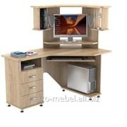 Компьютерный стол KC 20-18 М2 Дуб сонома фото