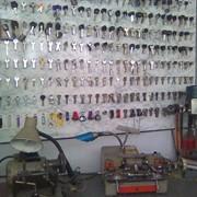 Изготовление ключей по замку фото