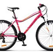 """Велосипед Stels Miss-5000 26"""" V, 17"""", розовый, арт. V040 фото"""