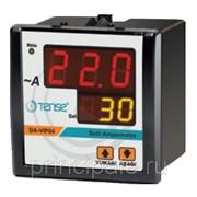Цифровой амперметр с релейным выходом контролем тока щитовой панельный 96x96 фото