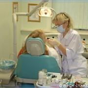 Лечение зубов и лечение кариеса. фото