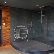 Панели с каменным шпоном. Декоративная отделка. фото