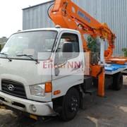 Автовышка Donghae DHS250AP на Hyundai HD78 фото