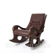 Кресло-качалка Грация (Орех) фото