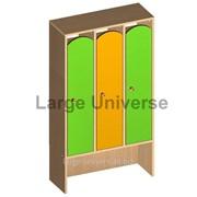 Шкаф для детского сада и дошкольных учреждений фото