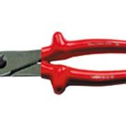 Резак для кабеля до 10 мм VDE 1000В L=170мм Haupa фото