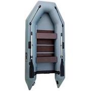 Надувная моторная лодка Elling ФОРСАЖ 310 с плоским дном фото