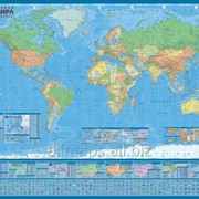 Политическая карта мира 2015 фото
