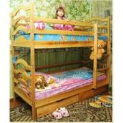 Изготовление мебели под заказ, двухъярусные кровати, купить кровать двухъярусную фото
