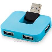 USB Hub Gaia на 4 порта фото