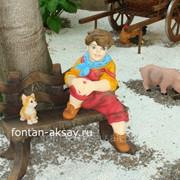 Скамейка для детей фото