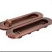 Ручка-завертка для раздвижных дверей ONYX AC, артикул 950-23-AC фото