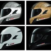 Шлемы для мотоциклистов фото