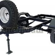 Автомобильный прицеп модель 849001, грузоподъемность 1250 кг фото