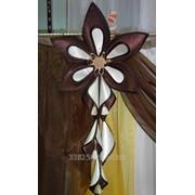 Аксессуар для штор Декоративный цветок фото