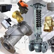 Клапаны регулирующие, запорно-регулирующие, предохранительно-запорные фото