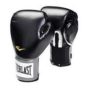 Перчатки боксерские Everlast Pro Style Anti-Mb 2310U 10 унций черные фото