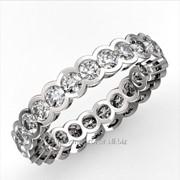 Кольца с бриллиантами A29769-2Z фото