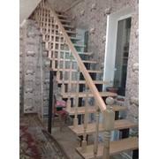 Монтаж лестниц модульных фото