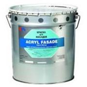 Фасадные краски гладкие ACRYL FASADE фото