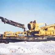 Машина для установки свай МС-1 фото