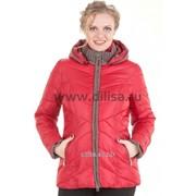 Куртка Mishele 9520 красный фото