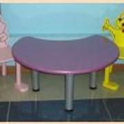 Стол из МДФ для детского сада фото