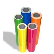 Монтаж плоттерной пленки на пластик 10-25 м2 фото