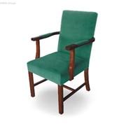 Стул-кресло деревянный W-20 фото