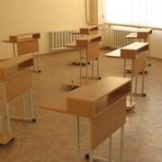 Стол ученический одноместный компьютерный фото
