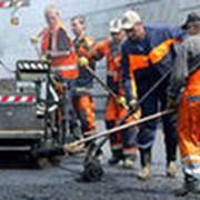 Строительство, реконструкция и капитальный ремонт автодорог фото