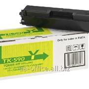 Kyocera TK-590Y желтый 283442 фото