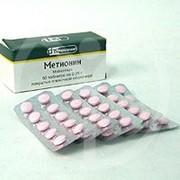 Метионин L фото