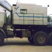 Передвижная насосная установка ПНУ-1М фото