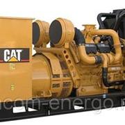 Генератор дизельный Caterpillar C32 (800 кВт) фото