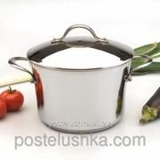 Кастрюля BergHOFF 1102627 Tulip 3 л с металической крышкой фото