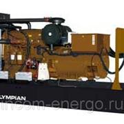 Генератор дизельный Olympian GEP660-1 (480 кВт) фото
