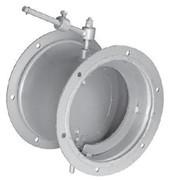 Клапан обратный взрывозащищенный круглый АЗЕ 102.000-02 фото