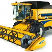 Комбайн зерноуборочный New Holland CSX7000 фото