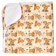 Впитывающая пеленка GlorYes! Медвежонок 120х100 см фото