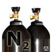 Азот газообразный особой чистоты (99,996%), ГОСТ 9293-74 фото
