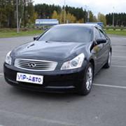 Аренда и прокат INFINITI (2006г) VIP-класс фото