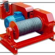 Лебёдки строительные электрические ТЛ-12А фото